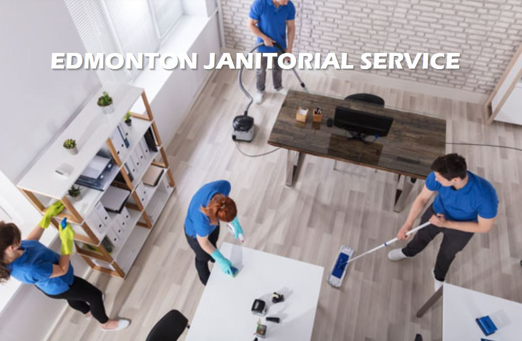 edmonton janitorial services