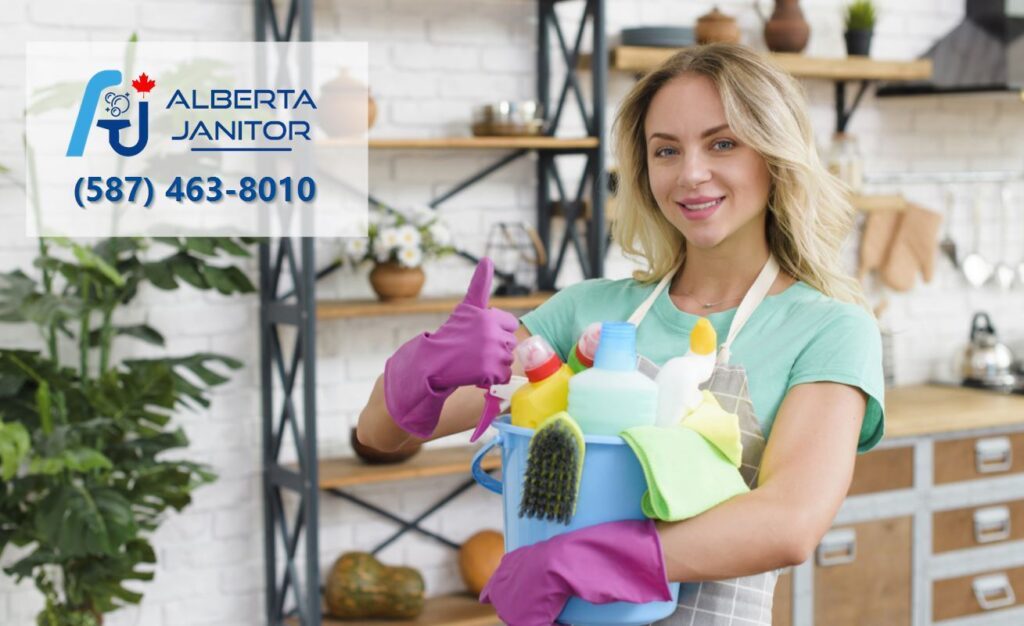 Alberta cleaning services